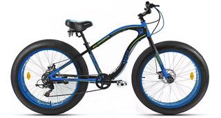 Bicicleta Aurora Fat Arenera Bakota Rod 26 X 4 Envio Gratis