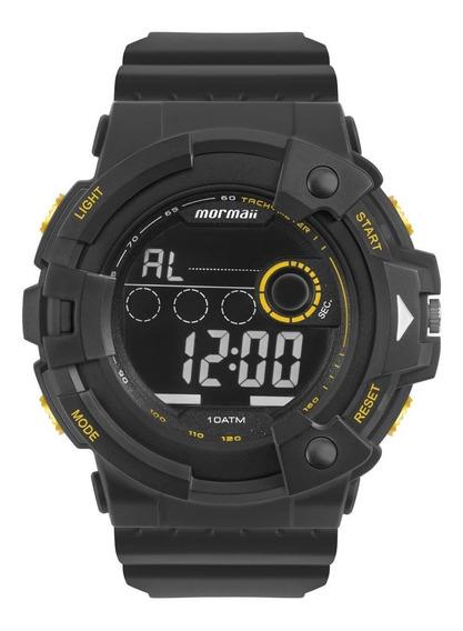 Relógio Mormaii 15100ab/8p | Lojas Radan