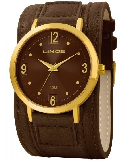 Relógio Lince Lrc4232l + Garantia De 1 Ano + Nf