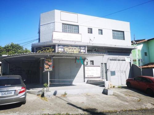 Sala Para Alugar, 60 M² Por R$ 980,00/mês - Campo Grande - Rio De Janeiro/rj - Sa0009