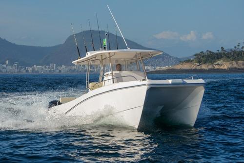 Catamarã Garnet Offshore 300ht