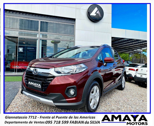 Honda Wr-v Lx Mt 2021!!! Amaya Motors!!!