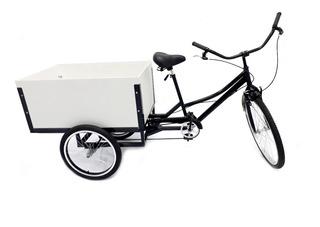 Bicicleta De Reparto - Carga / Cargo Bikes Logística