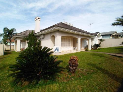Imagem 1 de 25 de Casa Com 3 Dormitórios À Venda, 300 M² Por R$ 1.500.000,00 - Centro - Campo Bom/rs - Ca2876