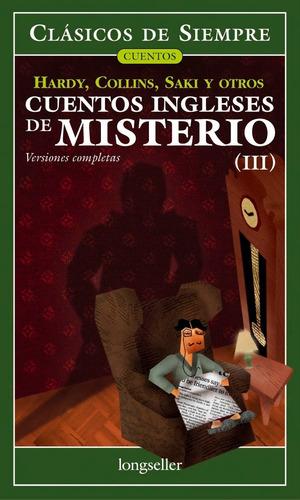 Imagen 1 de 1 de Cuentos Ingleses De Misterio Iii - Longseller