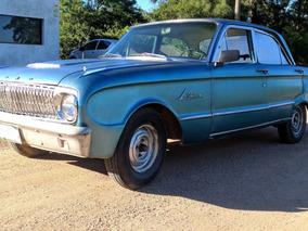 Ford Falcon Año 1962 - Muy Buen Estado