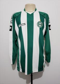 Camisa Futebol Coritiba 2008 Away Lotto Tam Gg Brasileiro