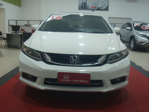 Honda Civic Civic 2.0 Exr At Flex