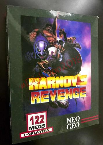 Caixa Para Jogos Mvs/aes Neo Geo