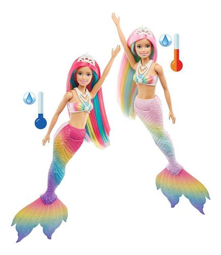 Barbie Dreamtopia, Sirena Arcoíris Mágico