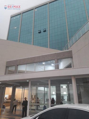 Sala Para Alugar, 62 M² Por R$ 1.500,00/mês - Jardim Vergueiro - Sorocaba/sp - Sa0258