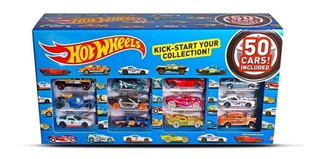 Mega Pack 50 Autitos Hot Wheels Original Colección De Lujo