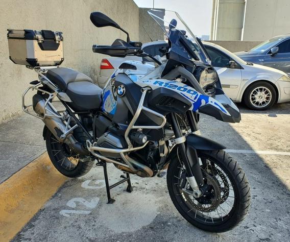 Moto Bmw Gs Adventure 2014, 50mil Kms, Full Equipo Atizapán
