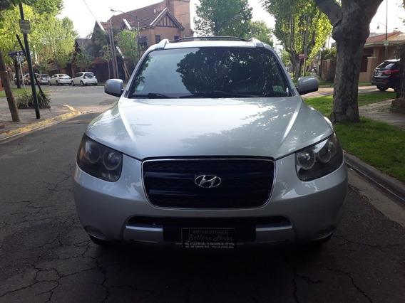 Hyundai Santa Fe Crdi 2.2 4wd A/t 5 Asientos Año 2007