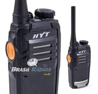 Kit 5 Radios Hytera Tc320 - Uhf2 - Em Estoque Na Caixa