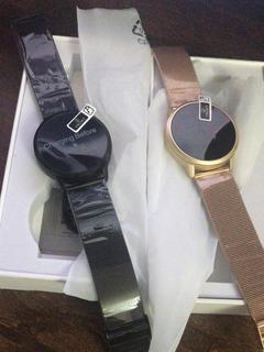 Relógio Inteligente Smartwatch Q8 Newwear Pronta Entrega