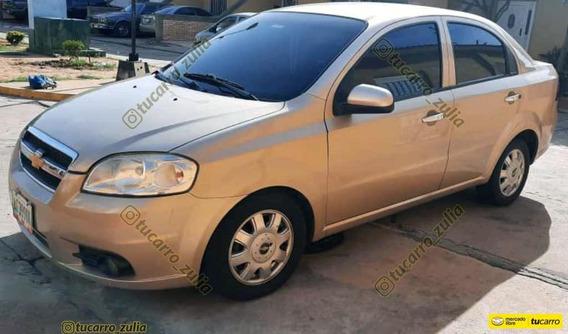 Chevrolet Aveo Lt Aut