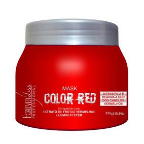 Máscara Tonalizante Color Red 250g