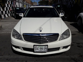 Serrano Automotriz Mercedes-benz Clase C 3.0 280 Classic Mt