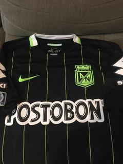Camisa Atlético Nacional - 2016