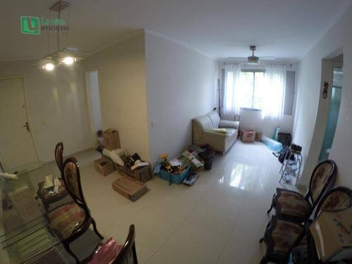 Apartamento À Venda, 52 M² Por R$ 235.000,00 - Vila Nova Cachoeirinha - São Paulo/sp - Ap1123