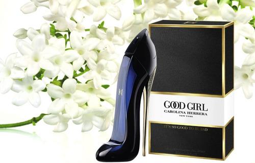 Imagen 1 de 1 de Perfume Mujer Carolina Herrera Good Girl 80 Ml Edp Original