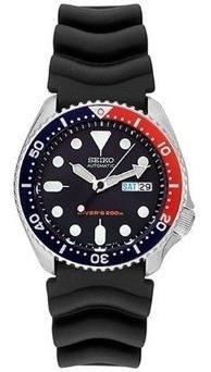 Reloj Para Hombre Seiko Diver Skx009 Pulsera Pm0