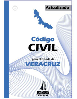 Código Civil De Veracruz - Editorial Ledroit
