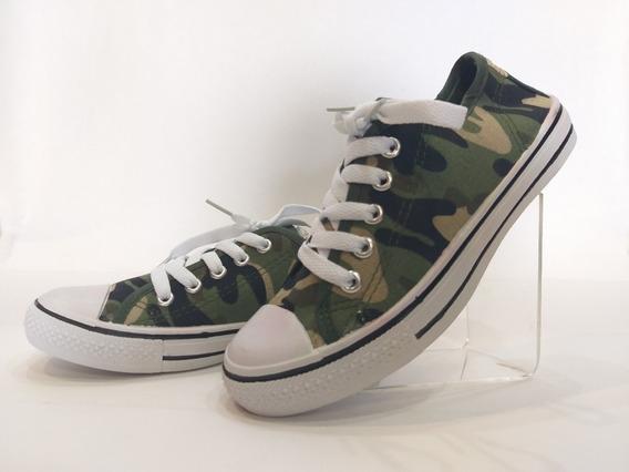 Zapatos O Calzado Para Damas Tipo Converse Blackstar