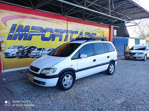 Chevrolet Zafira 2002 2.0