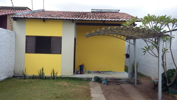 Casa Em Nova Esperança, Parnamirim/rn De 90m² 2 Quartos À Venda Por R$ 115.000,00 - Ca339238
