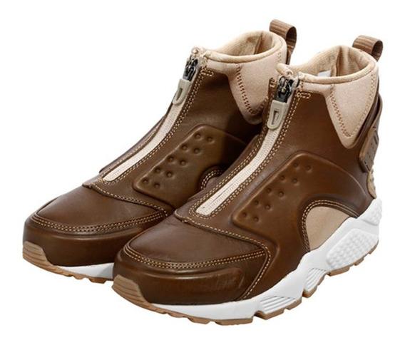 Botas Nike Huarache Corte Alto Para Damas