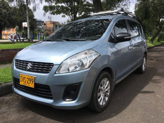 Suzuki Ertiga Gl 1.4 At 5p 7 Puestos