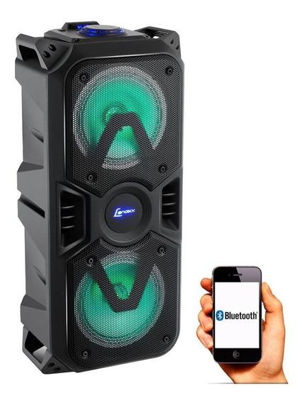 Caixa Som Portátil Lenoxx Ca400 200w Com Bateria Interna