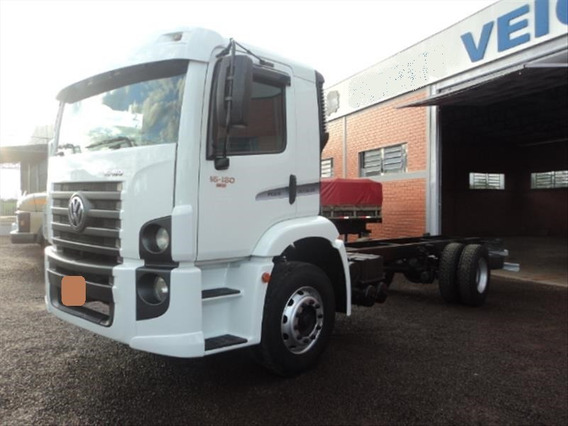 Vw 15.180 Constellation (2011) Chassi 4x2