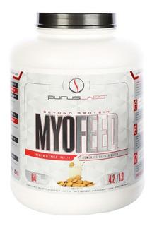 Whey Protein Myofeed Purus Labs Original Importado Caseína
