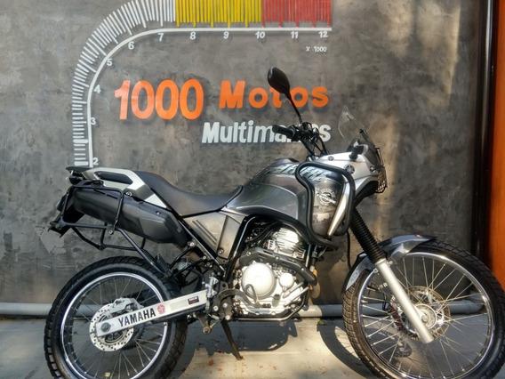 Yamaha Xtz 250 Tenere 2017 Otimo Estado Aceito Moto