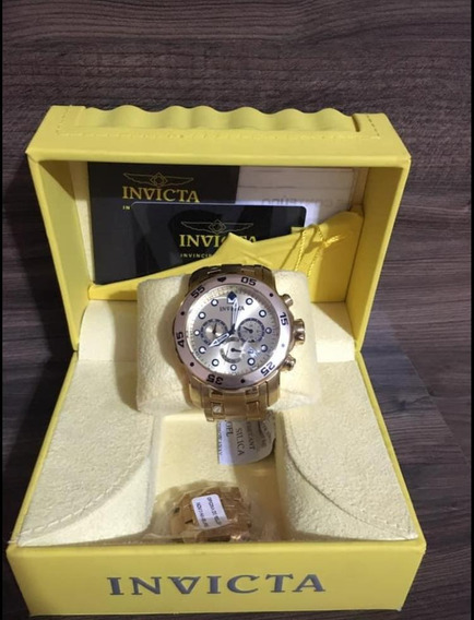 Relógio Invicta 0074 Novo Original