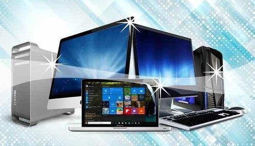 Montagem E Manutenção De Computadores Windows E Apple