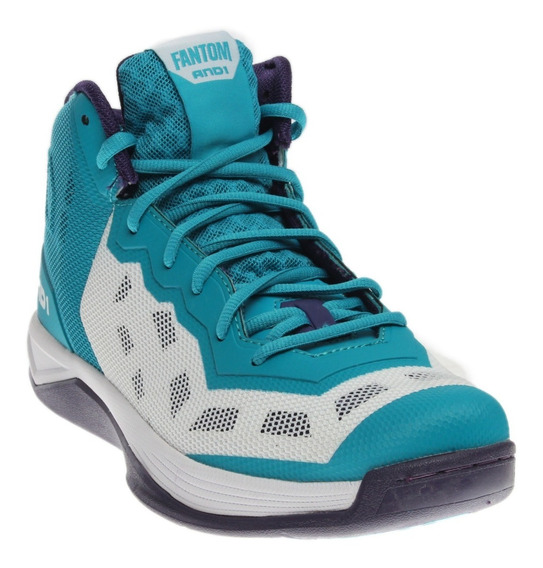 Zapatos Botas Botines Basket Baloncesto And1 Fantom 8.5 Us
