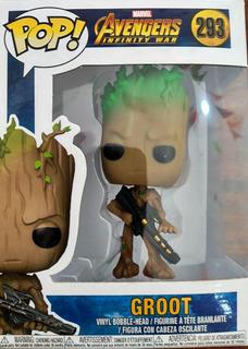 Muñeco Pop Groot 293. Figuras Importadas Envio Gratis