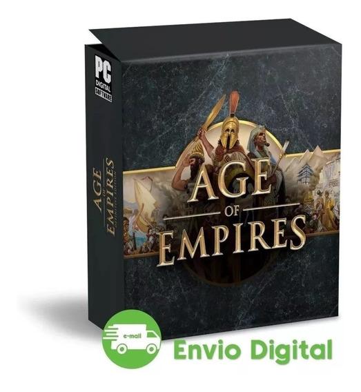 Age Of Empires 2 Ll Definitive Edition Pc Português Digital