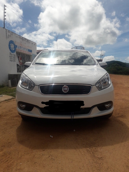 Fiat Grand Siena 2017 1.4 Attractive Flex 4p