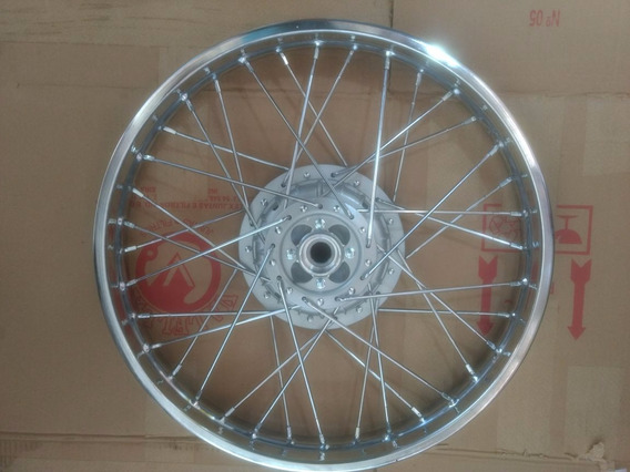 Roda Dianteira Titan Cg 125 96 97 98 99 Modelo Original