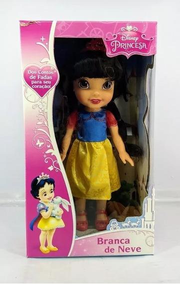 Boneca Princesa Branca De Neve / 30 Cm