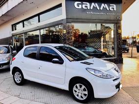 Peugeot 207 Active 1.4 Año 2014 Idem A Okm!!!