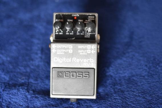 Pedal Boss Rv5 Reverb Modulated Worship