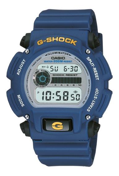Relógio Casio G-shock Dw-9052-2vdr - Garantia Casio Brasil