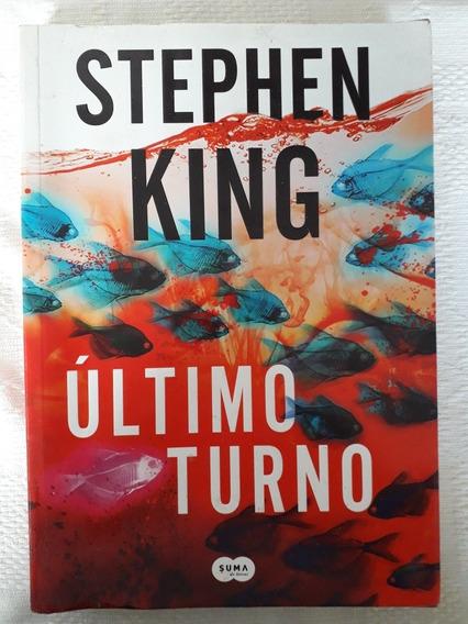 Livro Ultimo Turno - Stephen King