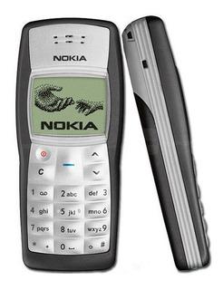 Celular Nokia 1100 Gsm Mobile Bloqueado Tim Defeito Na Tela